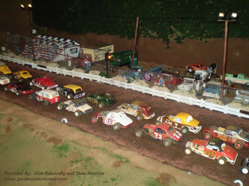 Cars Diorama Pictures