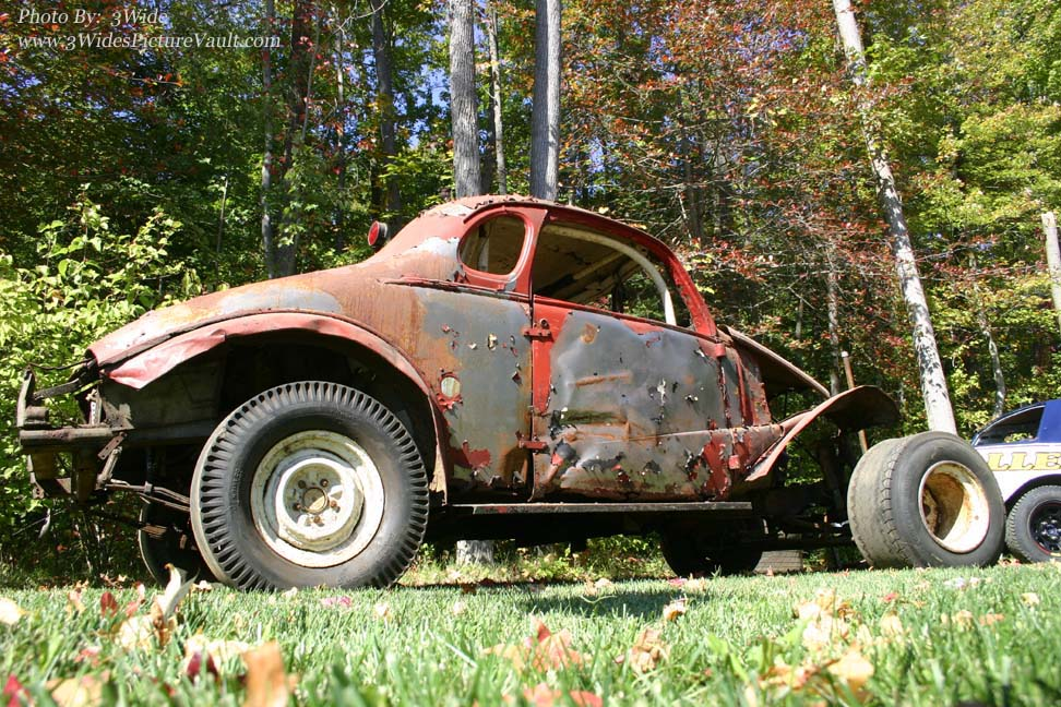 The Barn Find Original 69 Driven By Charlie Lindmar Back In Day